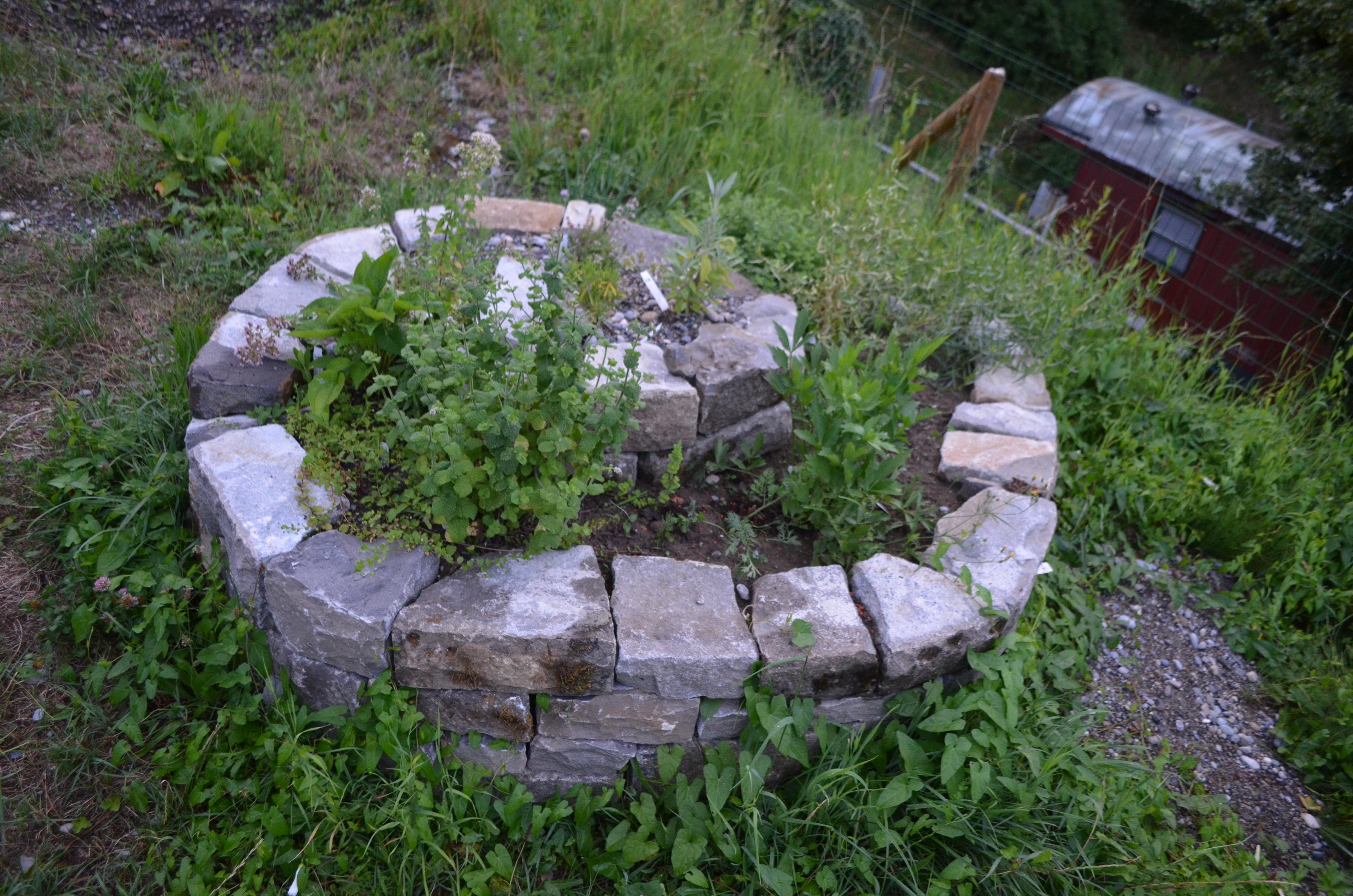 eventtipp: trockenmauer – stützmauer bauen | neugarten