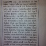 Artikel Luzerner Zeitung FSL 13.1.